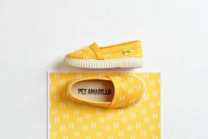 MiniCamping Raspas Amarillo Pez Amarillo